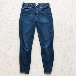 L'Agence   Margot High Rise Jeans   28